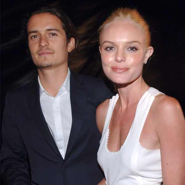 Kate Bosworth, Orlando Bloom